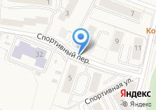Компания «Строящийся жилой дом по ул. Яблоневая» на карте