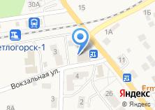 Компания «Светлогорский городской суд» на карте