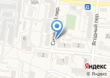 Компания «Центр занятости населения» на карте