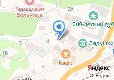 Компания «Ника» на карте