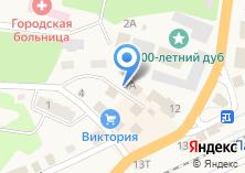 Компания «Корсар» на карте