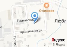 Компания «Детская школа искусств» на карте