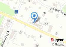 Компания «Адвокат Огарь А.Г» на карте
