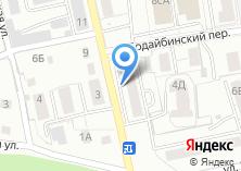 Компания «НИБОРИТ научно-производственная компания» на карте