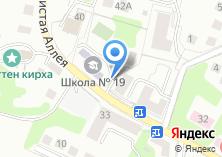 Компания «ТрансЕвроЛогистик» на карте