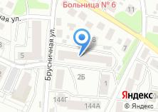 Компания «ГидроТрансСтрой» на карте