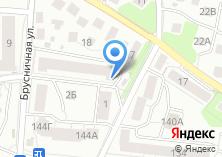 Компания «БСС — БАЛТИЙСКИЕ СТРОИТЕЛЬНЫЕ СИСТЕМЫ» на карте