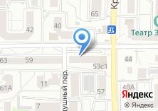 Компания «Зайди-купи» на карте