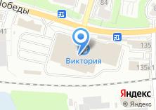 Компания «Мебельный салон *милан*» на карте
