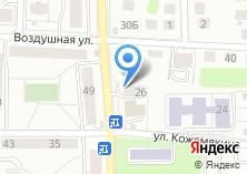 Компания «Диоген» на карте