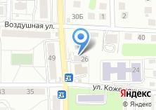 Компания «Toosim» на карте