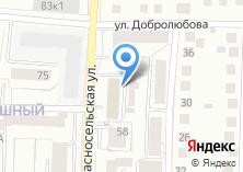 Компания «СТК-Балт» на карте