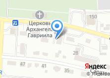 Компания «Новый караван» на карте