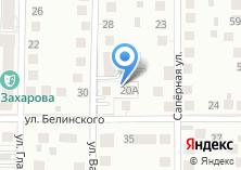 Компания «Калининградская торгово-промышленная палата» на карте
