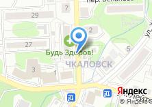 Компания «Продуктовый магазин на ул. Жиленкова» на карте