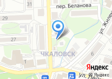 Компания «Центральная канализационная насосная станция» на карте