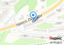 Компания «Магнолис» на карте