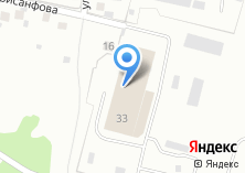 Компания «Калининград Энерго Сервис» на карте