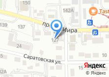 Компания «ПН39» на карте