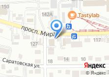 Компания «Заправочная станция №2» на карте