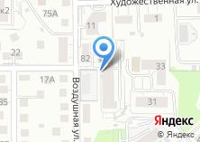Компания «Строящийся жилой дом по ул. Воздушная» на карте