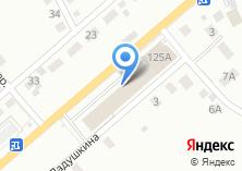 Компания «Информ» на карте