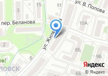 Компания «Спутмастер» на карте