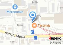 Компания «Баренфанг» на карте