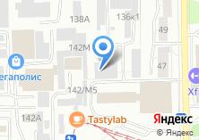 Компания «АВК-строй» на карте