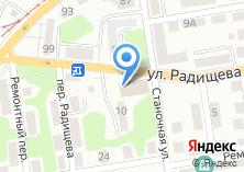 Компания «АНКОР» на карте