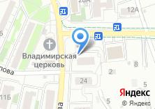 Компания «Новый Чкаловск» на карте