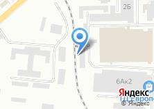 Компания «Административно-торгово-складской комплекс» на карте