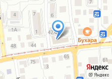 Компания «Флёр» на карте
