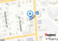 Компания «Бирюков-Дент-Клиник» на карте