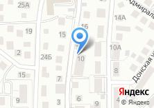 Компания «На Яблоневой» на карте