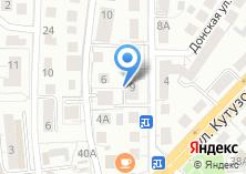 Компания «Золотой осьминог» на карте