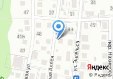 Компания «Amigos Hostel» на карте