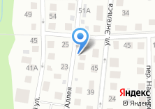 Компания «Oh» на карте