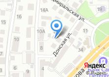Компания «Анклав-реклама» на карте