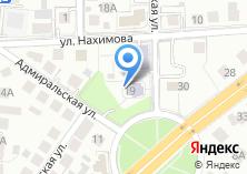 Компания «Янтарик» на карте