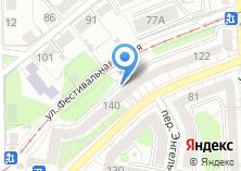 Компания «БалтикМед» на карте