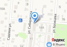 Компания «МОЯ СТОМАТОЛОГИЯ» на карте