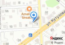 Компания «Бриз Балтики» на карте