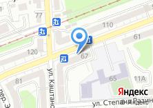 Компания «Белорусский дом мебели» на карте