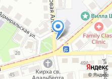 Компания «Продовольственный магазин на проспекте Победы» на карте
