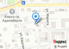 Компания «Профессиональная юридическая служба» на карте