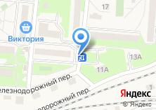 Компания «Мастерская по ремонту одежды на Железнодорожной» на карте