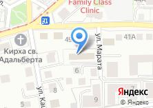 Компания «Центр оценки недвижимости и консалтинга» на карте