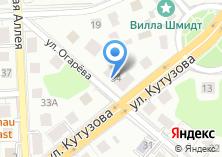 Компания «Витастом» на карте