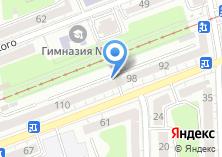 Компания «Мир Напитков» на карте